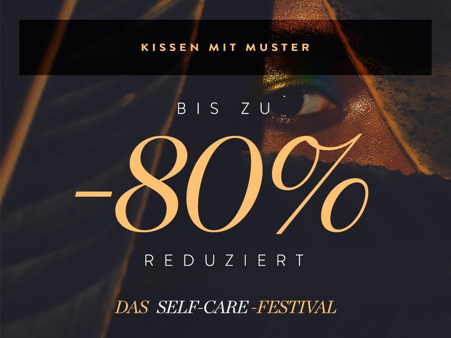 Gemusterte Kissen-Must-haves