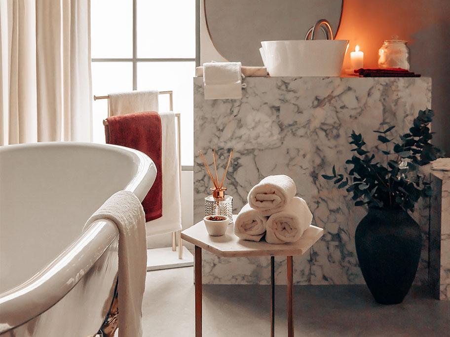 Herbst-Ideen fürs Bad