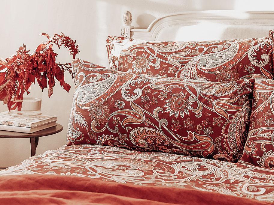 Herbst-Ideen fürs Schlafzimmer