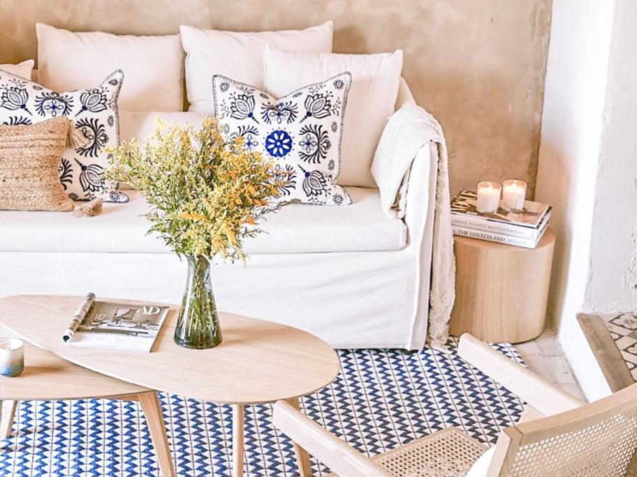 Blau-Weiß wie in Griechenland