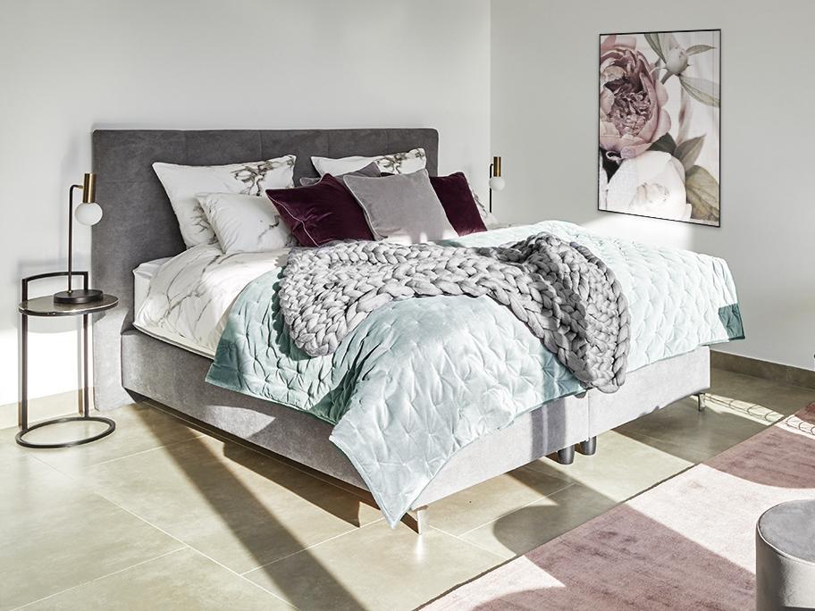 Glam-up fürs Schlafzimmer