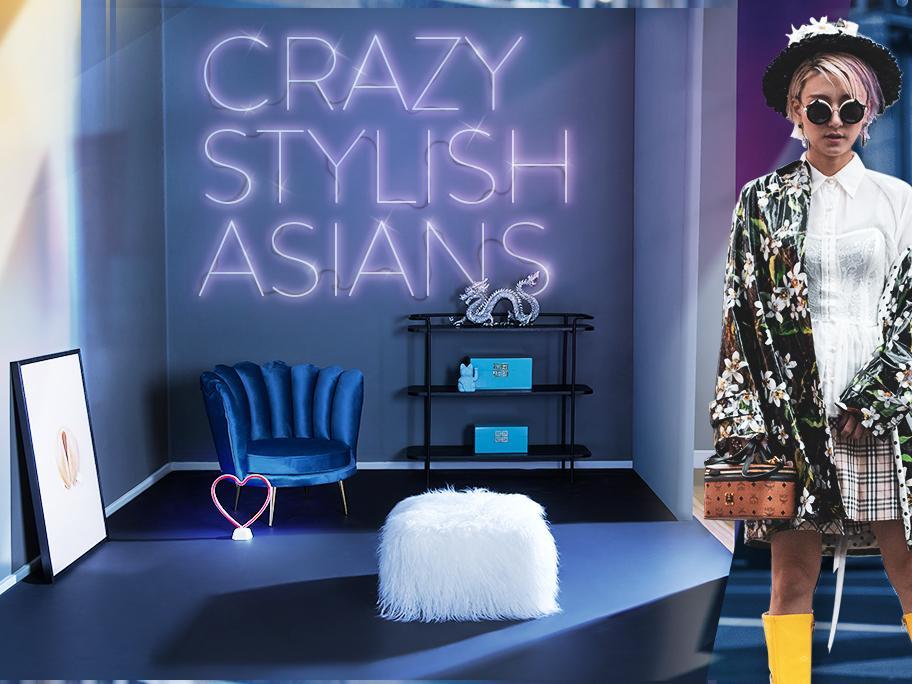 Crazy Stylish Asians