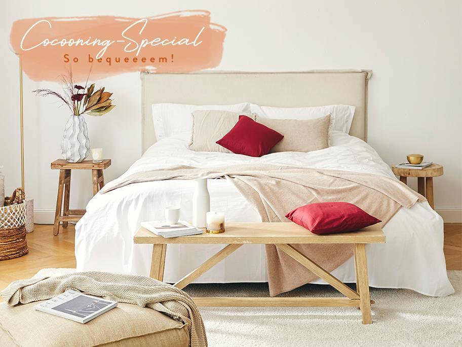 Das gemütlichste Bett