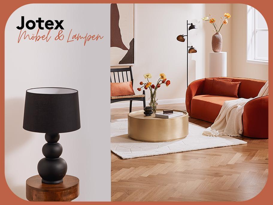 Jotex: Möbel & Lampen