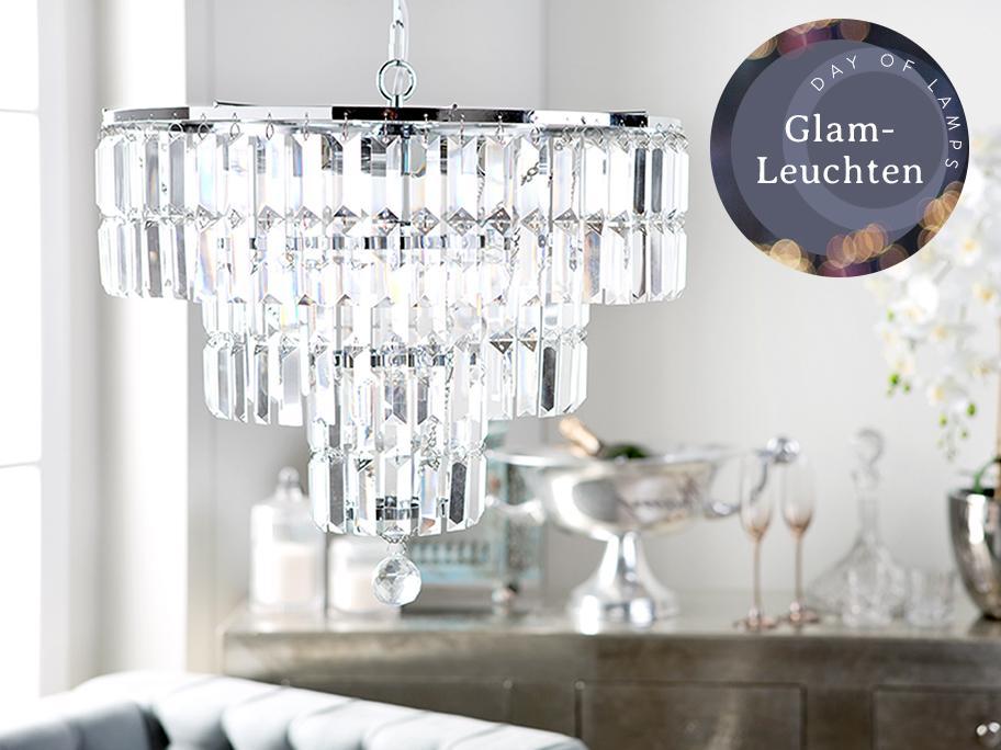 Glamouröse Leuchten