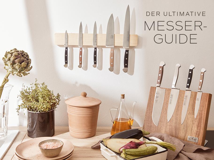 Der ultimative Messer-Guide
