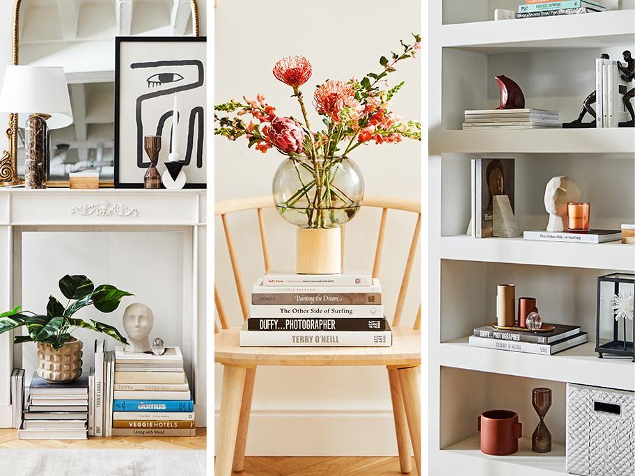 Buch-Styling zum Beeindrucken