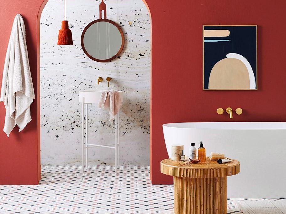 Design-Upgrade fürs Badezimmer