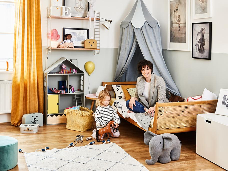 Genderneutrales Kinderzimmer