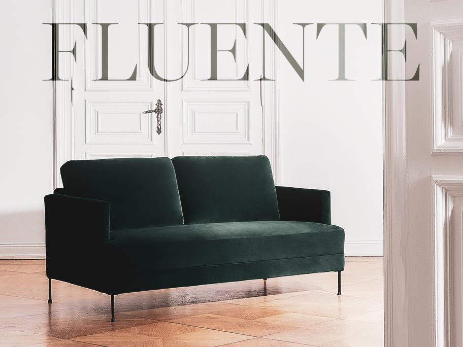 Unsere FLUENTE-Sofa-Serie