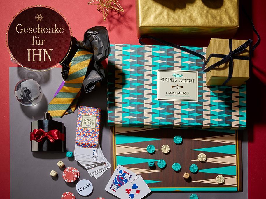 Geschenke für Ihn