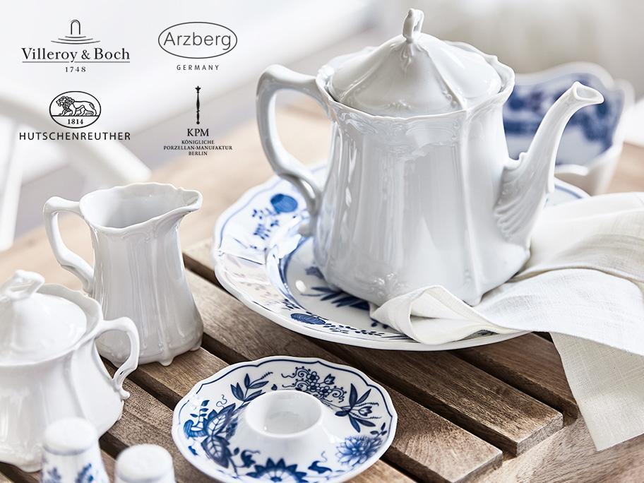 Deutsche Porzellan-Klassiker