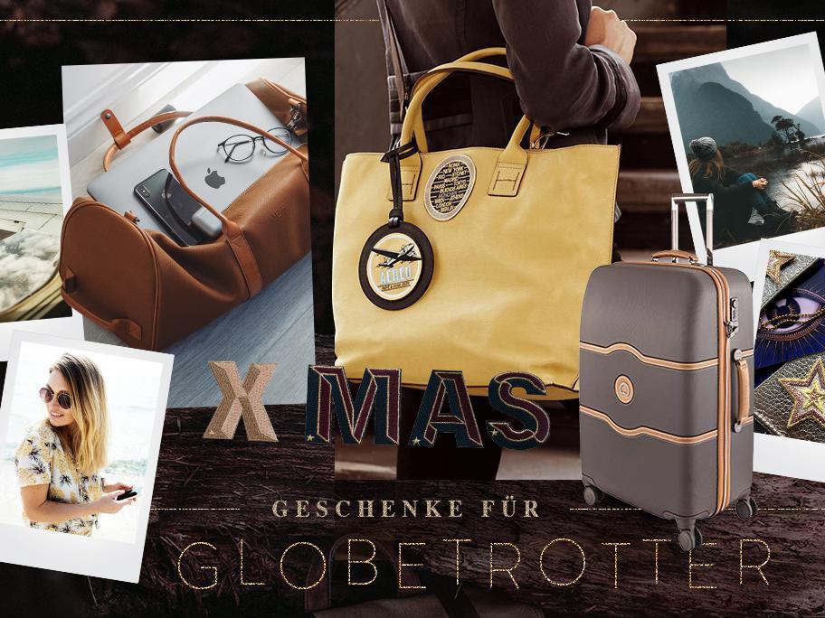 Geschenke für Globetrotter