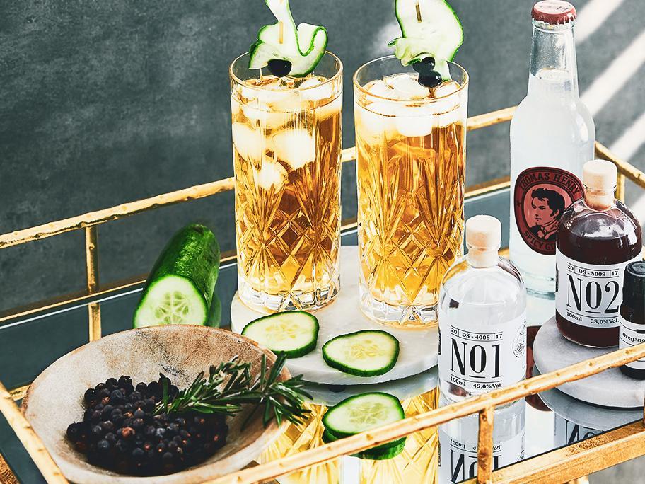 GINspirierende Cocktail-Ideen