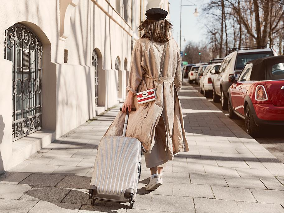 Trendy Reisebegleiter