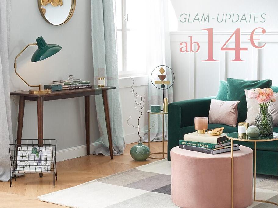Glam-Updates ab 14 €