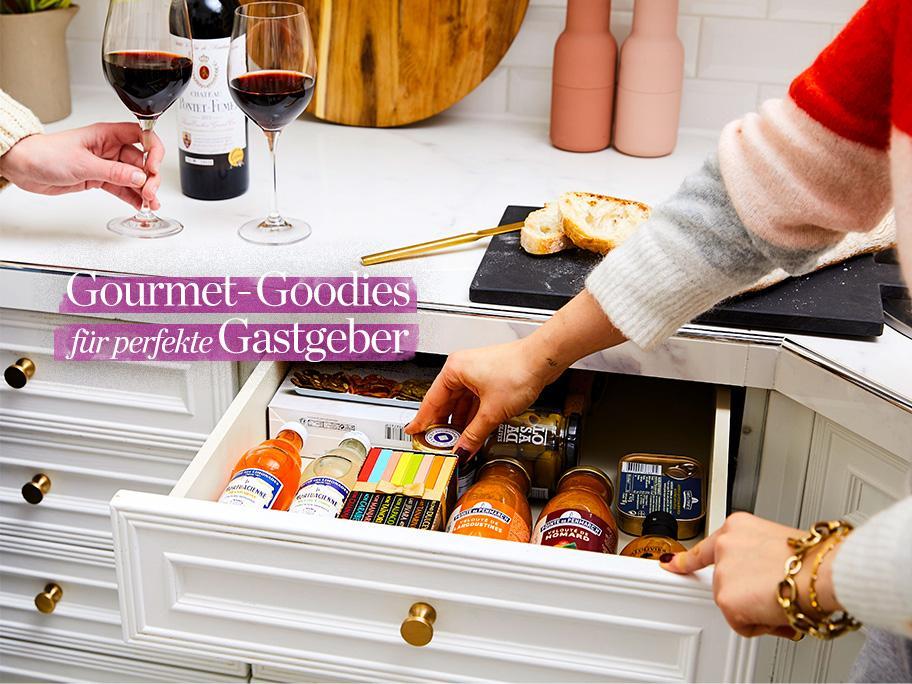 Gourmet-Vorrat für alle Fälle