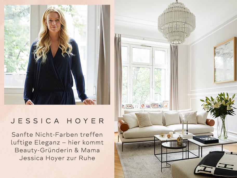 Jessica Hoyer ganz privat