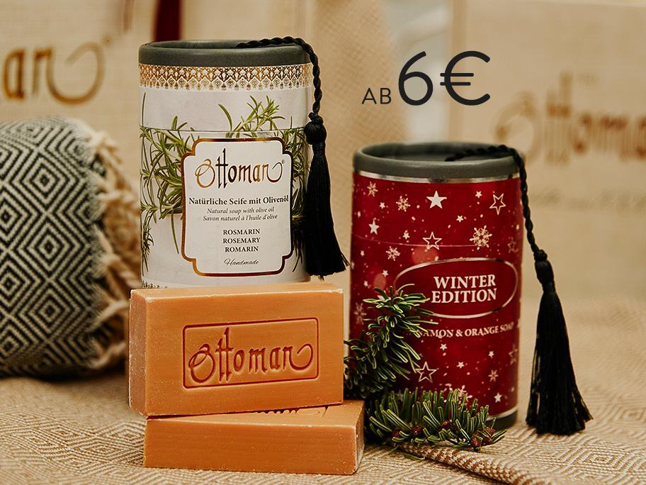 Geschenke-Sets fürs Home-Spa