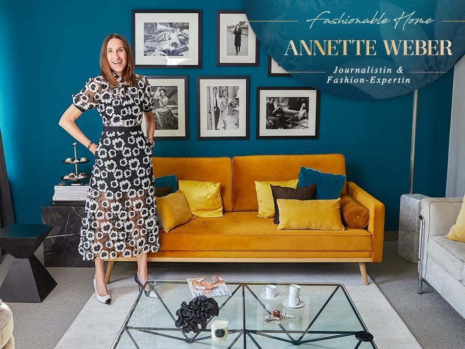 Zu Besuch bei Annette Weber