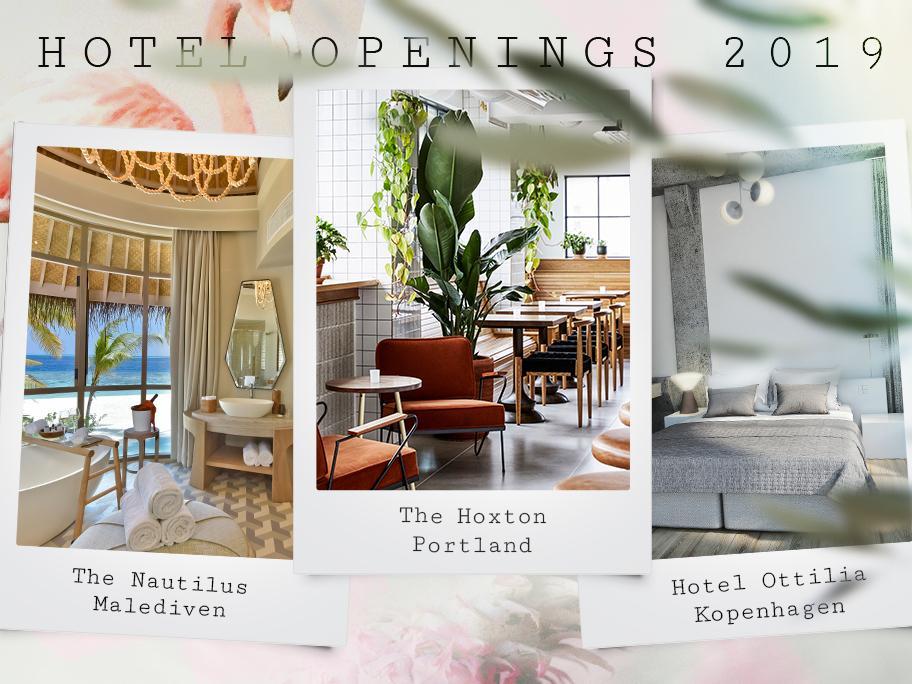 3 Hotel-Eröffnungen mit Stil