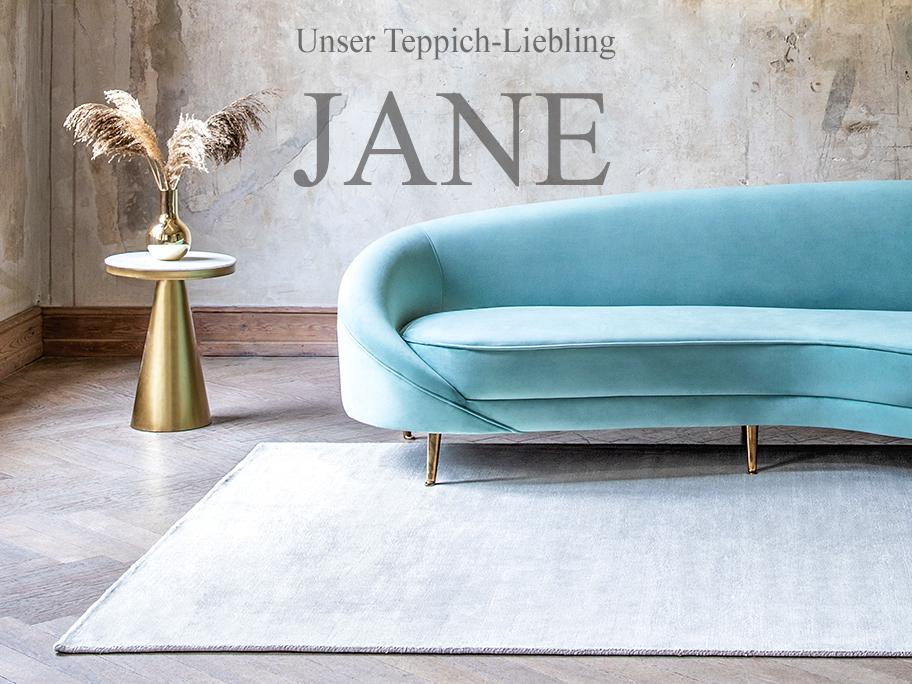 Unsere JANE-Teppich-Kollektion