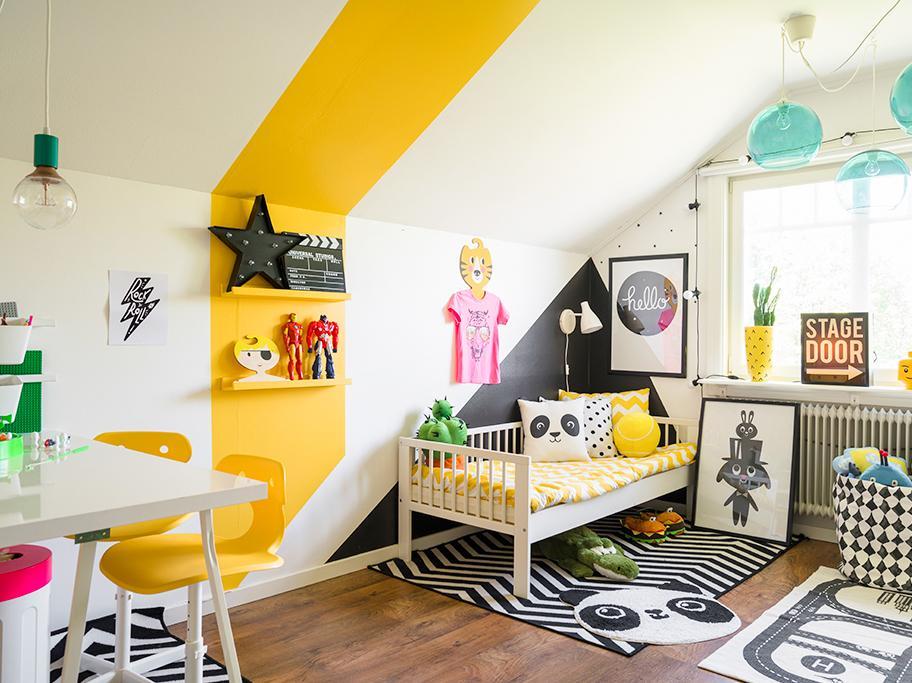Das Super-Kinderzimmer