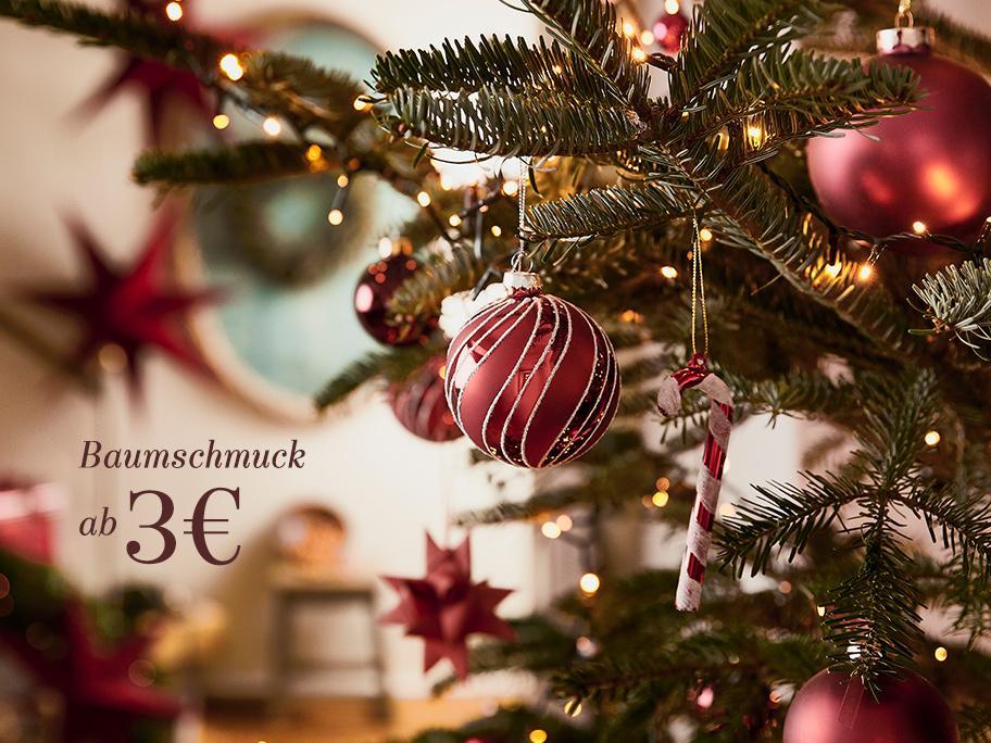 Baumschmuck-Vielfalt für alle