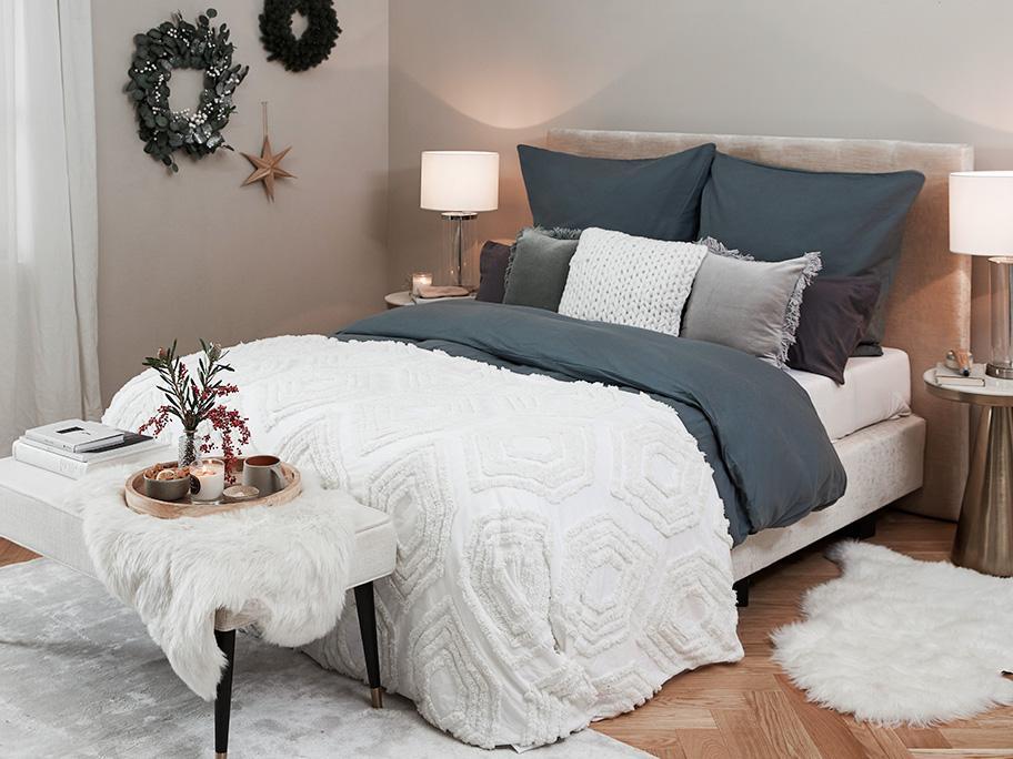 Das Bett als Wohlfühlort