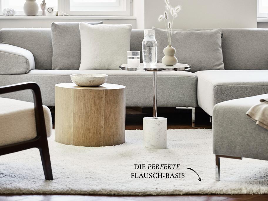 Unser Kuschel-Teppich LEIGHTON