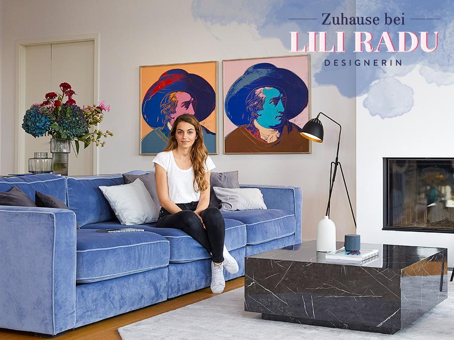 Zu Besuch bei Lili Radu