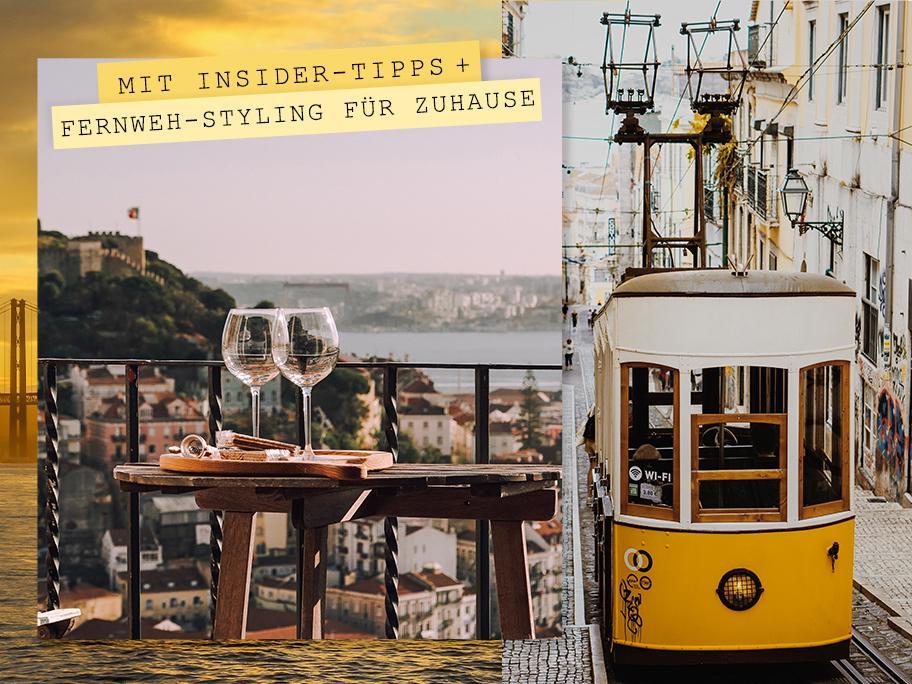 Der Charme von Lissabon
