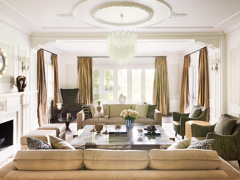 Das luxuriöse Sommerhaus