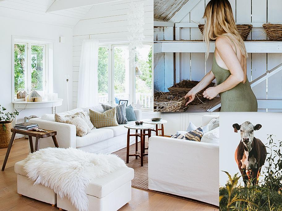 Der moderne Farmhouse-Look
