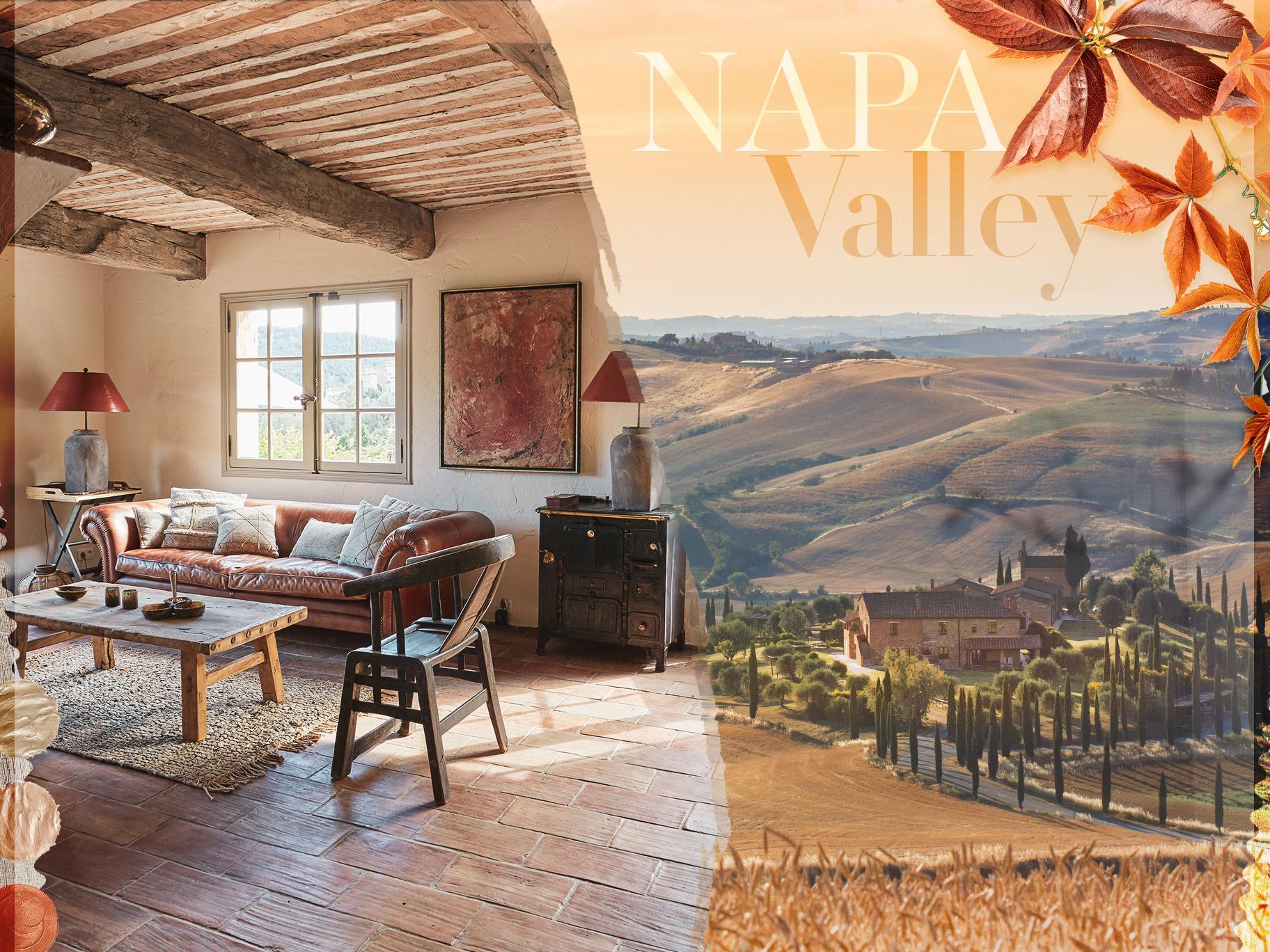 Inspirierendes Napa Valley