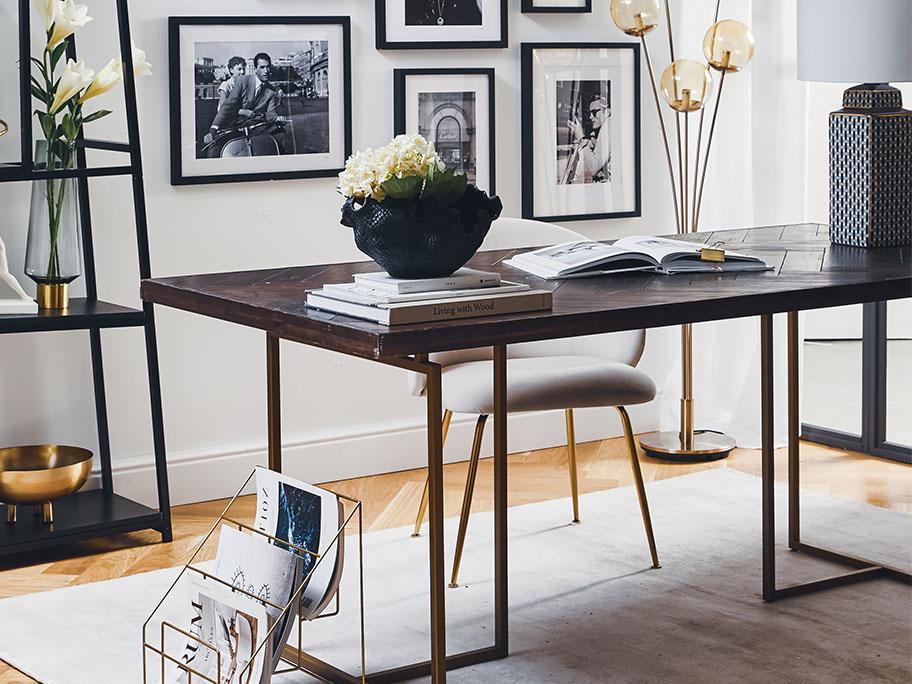 Edler Twist fürs Home-Office
