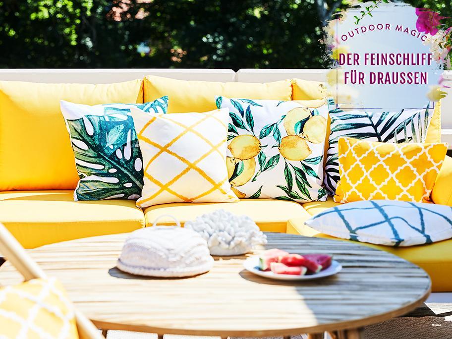 Coole Outdoor-Textilien