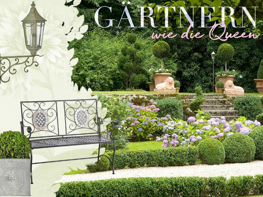 Gärtnern wie die Queen