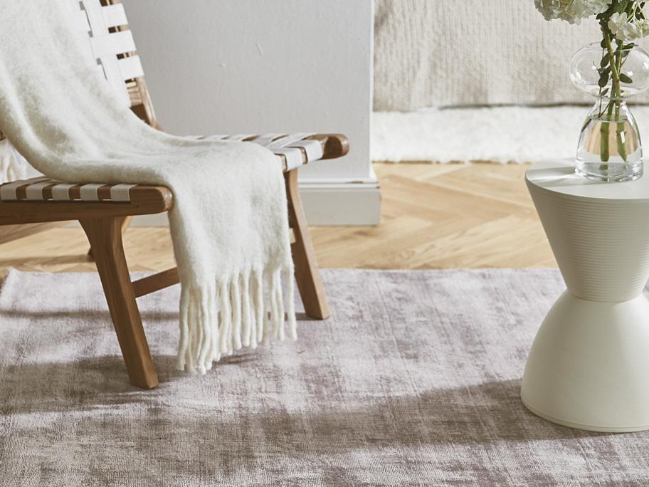 Teppiche mit elegantem Schimmer