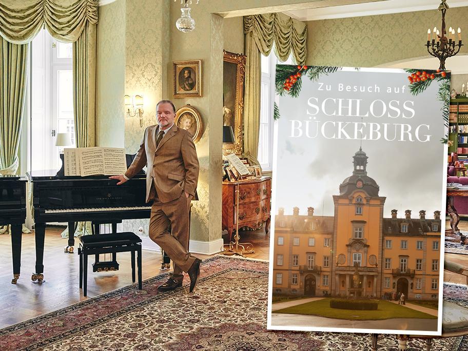 Zu Gast auf Schloss Bückeburg