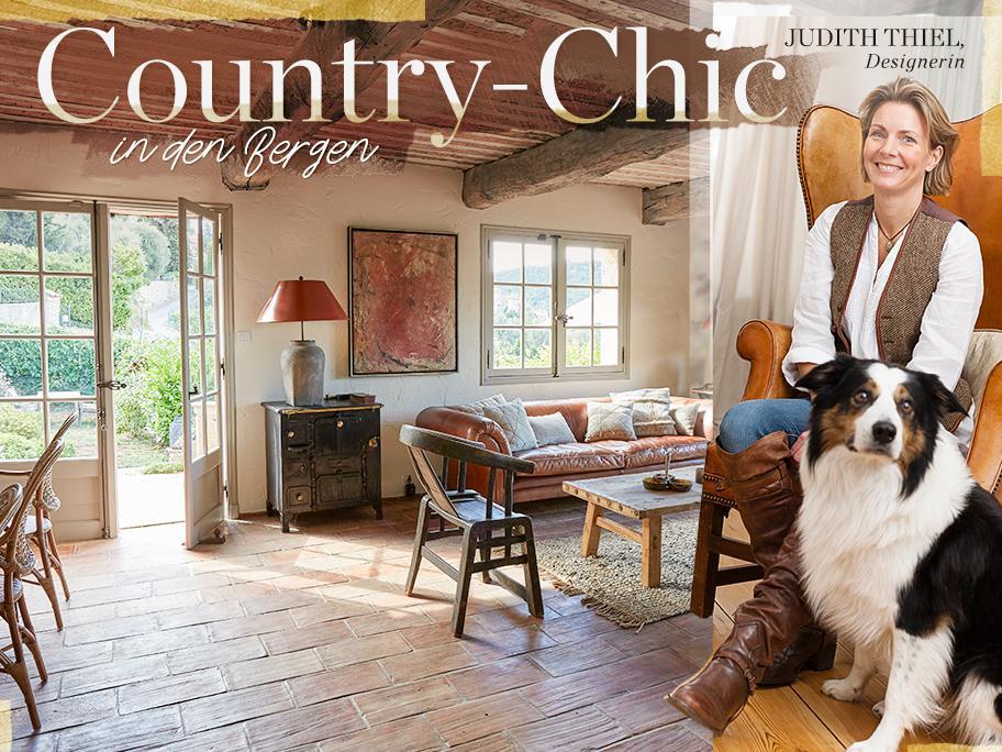 Country-Chic in den Bergen