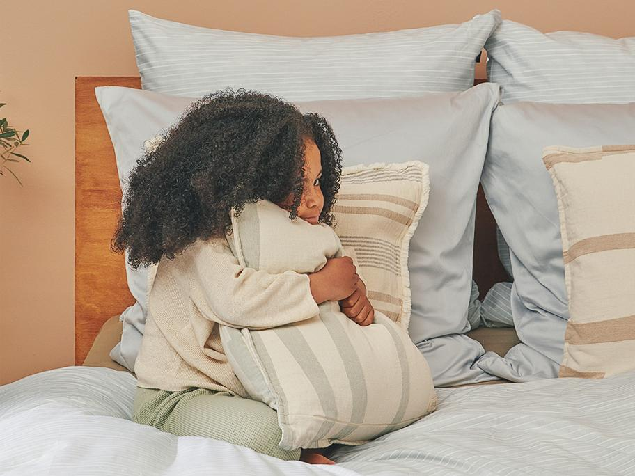 Bio-Baumwolle für Bett & Bad