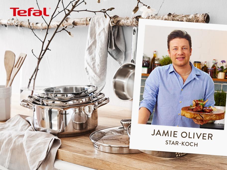 Tefal by Jamie Oliver