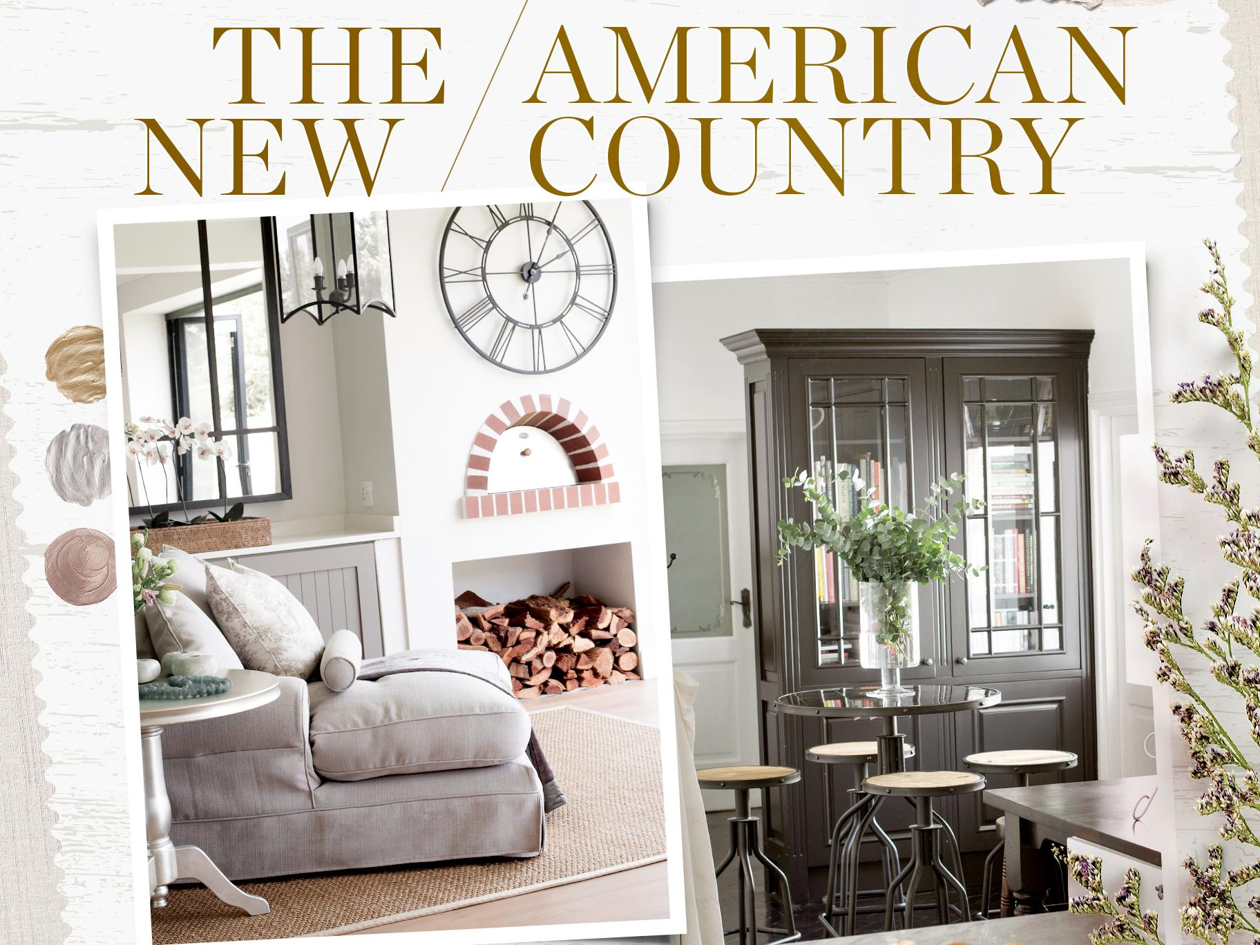 The new American Country