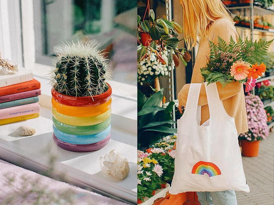 Gute-Laune-Regenbogen-Farben
