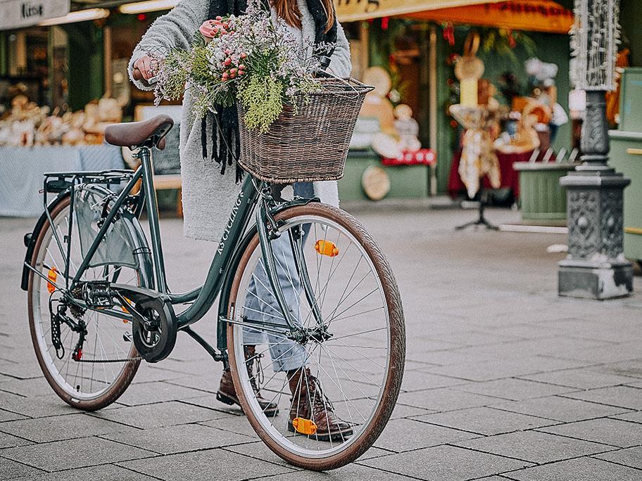 Unsere neue Fahrrad-Liebe