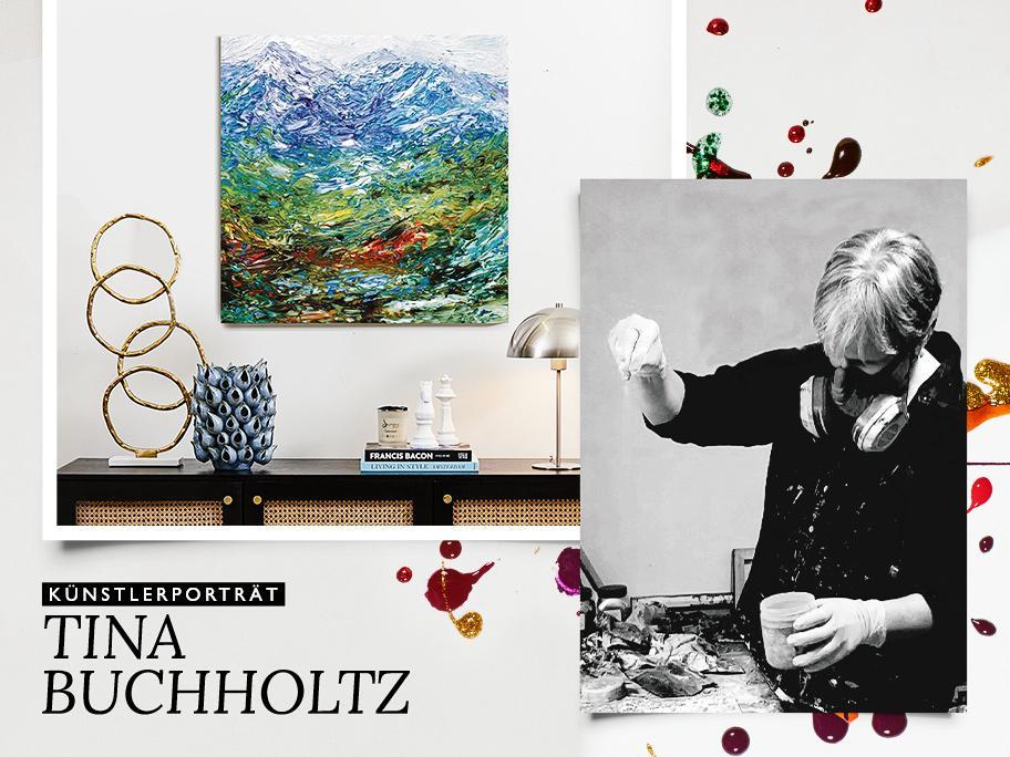 NEU: Tina Buchholtz