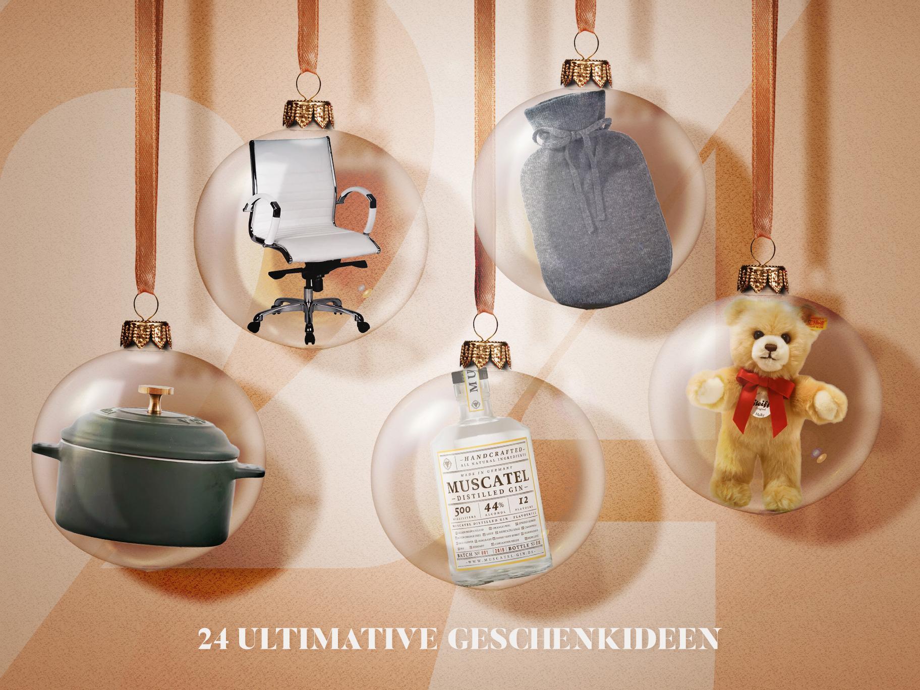 24 ultimative Geschenkideen