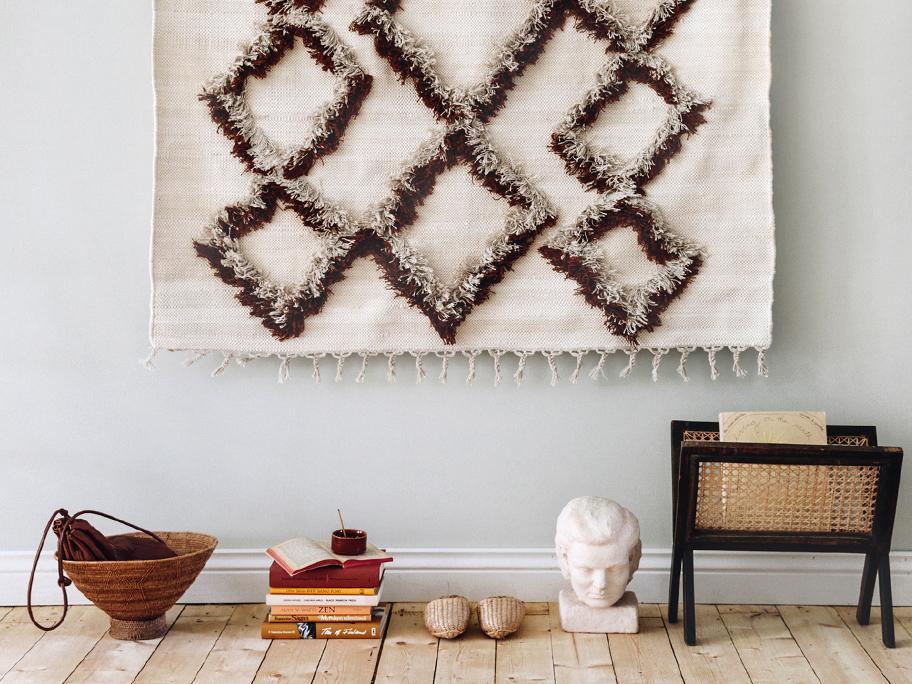 Trend Wand-Teppiche