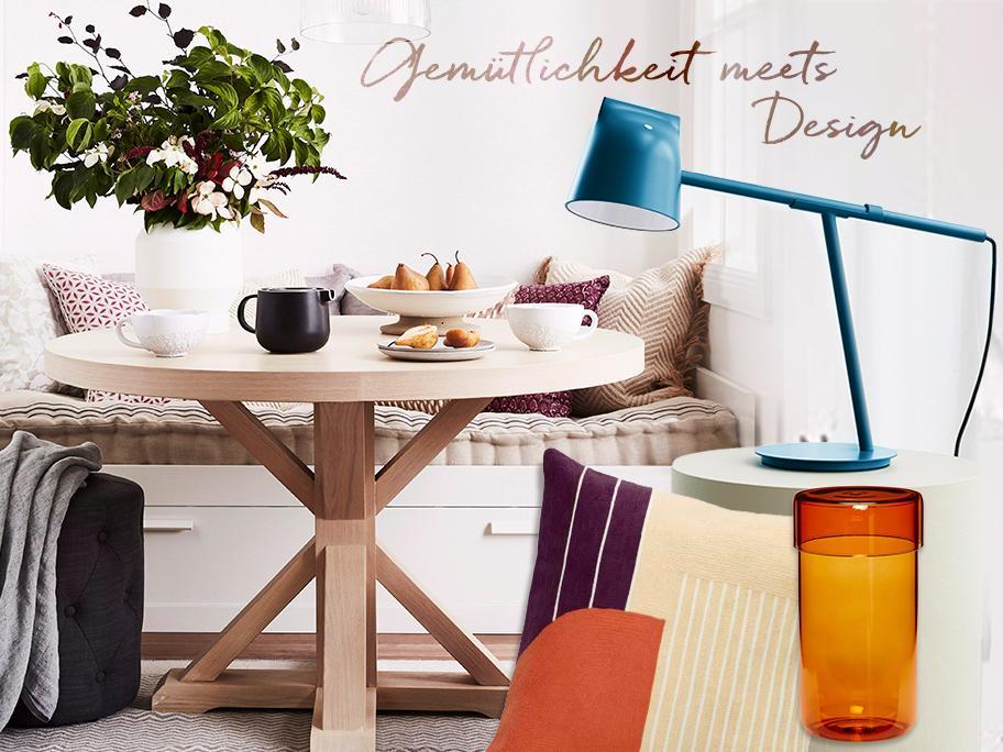 Gemütlichkeit meets Design